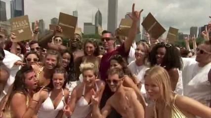News video: Las Vegas Brings Vegas Season To Chicago - Vegas Takes Over Chicago Landmarks to Spread Vegas...